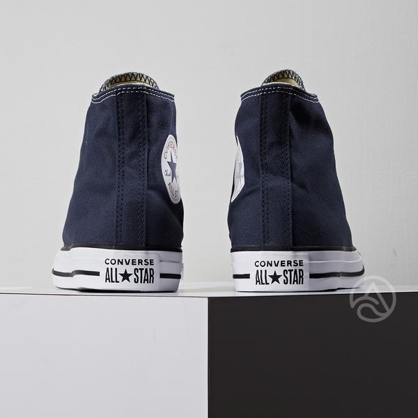 Converse Chuck Taylor All Star 藍色 高筒 帆布鞋 M9622C