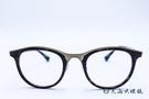 Kaffeine 咖啡因 Robusta C5 (玳瑁/銀) 韓國設計 經典框型 近視眼鏡
