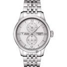 TISSOT 天梭 Le Locle 力洛克雅仕機械手錶-銀/40mm T0064281103802