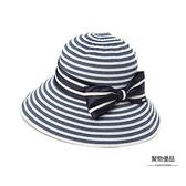 漁夫帽帽子女夏騎車防紫外線遮陽帽大沿遮臉可折疊太陽帽百搭防曬【聚物優品】