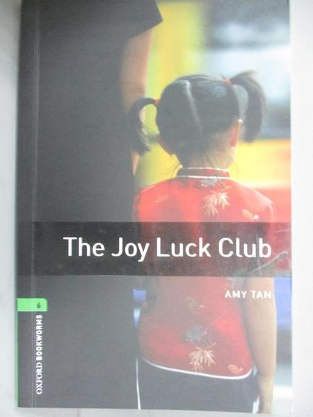 【書寶二手書T8/原文書_G7X】The Joy Luck Club: Level 6: 2,500 Word Vocabulary_Tan, Amy/ West, Clare (RTL)