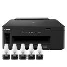 【搭GI-70原廠墨水五黑】Canon PIXMA GM2070 商用連供黑白印表機