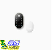 [8美國直購] Nest x Yale Lock with Nest Connect Bundle