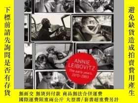 二手書博民逛書店Annie罕見Leibovitz. The Early Years, 1970-1983Y405706 Luc