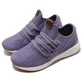 【六折特賣】New Balance 慢跑鞋 WCRZDLD2 B 紫 米白 避震中底 運動鞋 女鞋【ACS】 WCRZDLD2B