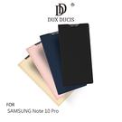 摩比小兔~DUX DUCIS SAMSUNG Note 10+ SKIN Pro 皮套 手機套 側翻皮套