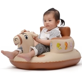 寶寶充氣小沙發嬰兒學坐椅加厚浴凳BB多功能兒童座椅