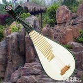 兒童小琵琶樂器專業初學練習民族彈撥樂器 DR8839【彩虹之家】