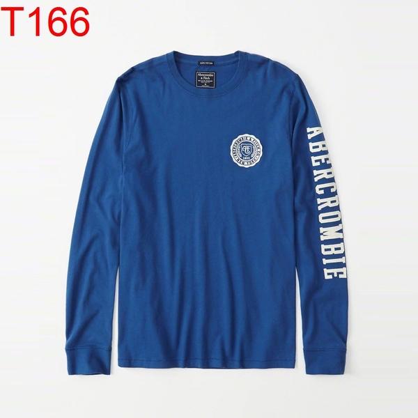 AF Abercrombie & Fitch A&F A & F 男 長袖T恤 長T T166