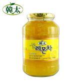 【韓太】蜂蜜檸檬茶 1KG