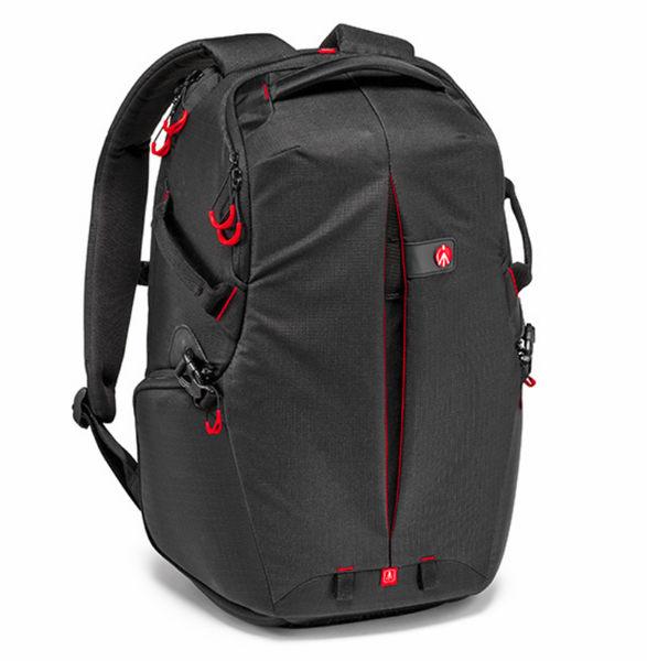 曼富圖 Manfrotto MB PL-BP-R Pro light 旗艦級 大紅蜂 後開式雙肩背包 RedBee 210 backpack【公司貨】MDA