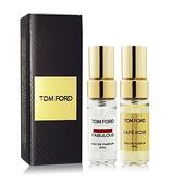 TOM FORD 私人調香系列-先聲奪人+咖啡玫瑰香水(4mlX2)[含外盒] EDP-航版