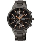 【人文行旅】SEIKO | 精工錶 SNDW47P1 SPIRIT 卓越工藝三眼計時錶