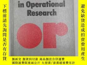 二手書博民逛書店Developments罕見in Operational Res
