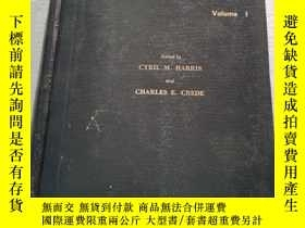 二手書博民逛書店SHOCK罕見AND VIBRATION HANDBOOK VOLUME1Y25599 看圖 看圖