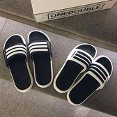 拖鞋男夏時尚外穿韓版潮軟底室外沙灘涼拖防滑一字拖