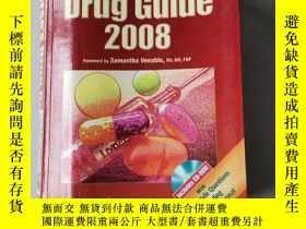 二手書博民逛書店Springhouse罕見Nurse s Drug Guide 2008 含CD光盤Y223356 見圖 見圖