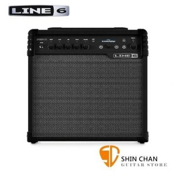 Line 6 Spider V 30 30瓦電吉他音箱 原廠公司貨 Line6【V-30 / V30】