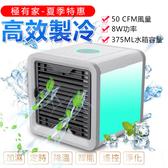 現貨新款 COOLER 空調風扇 行動風扇 USB迷你風扇 迷你風扇 電風扇 靜音便攜空調【極有家】