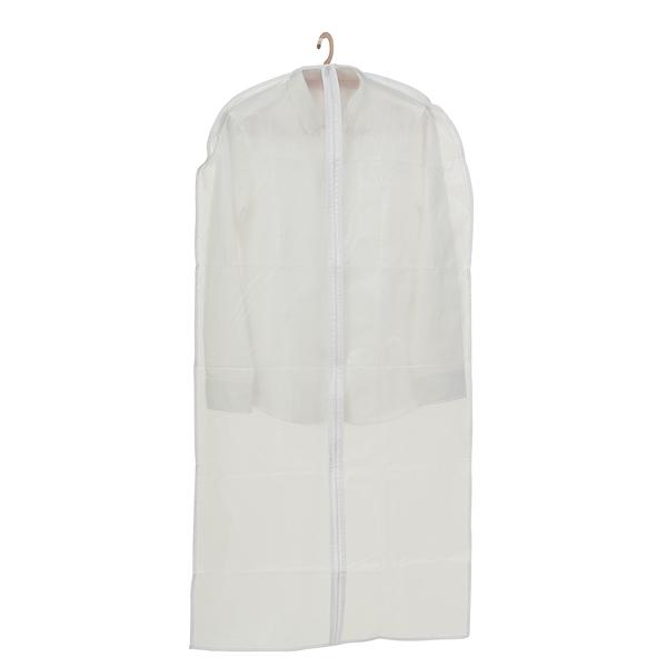 威瑪索 西裝衣物防塵收納袋/套裝-磨砂白-60x100cm
