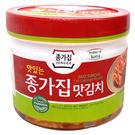 正統韓國【宗家府】和風泡菜2罐(550g/罐)