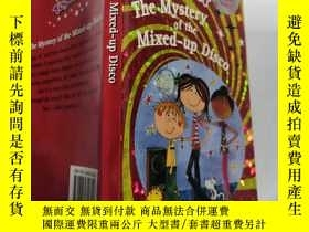 二手書博民逛書店three罕見together the mystery of the mixed up disco 三人一起來的