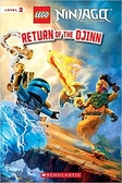 LEGO NINJAGO MASTERS OF SPINJITZU: RETURN OF THE DJINN L2  (樂高旋風忍者)