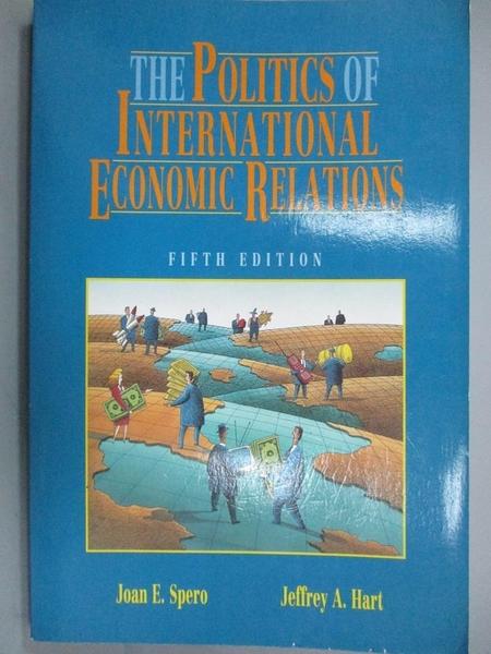 【書寶二手書T2/政治_XCP】Politics of International Economic Relations