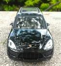 LED聲光合金車1:32迴力、車燈、引擎聲【PORSCHE CAYENNE】ST安全玩具