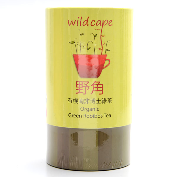 【野角】有機南非博士綠茶40包