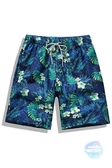 沙灘褲 短褲男士韓版休閒五分大褲衩潮夏季加肥加大碼寬鬆速幹情侶沙灘褲 4色