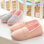 月子鞋 薇薇朱莉月子鞋夏季產后包跟防滑軟底拖鞋產婦保暖居家孕婦平底鞋 珍妮寶貝