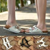 時尚潮沙灘涼拖夾腳防滑外穿拖鞋  百姓公館
