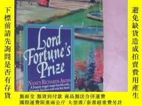二手書博民逛書店Lord罕見Fortune s PrizeY85718 Nanc