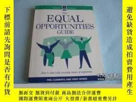 二手書博民逛書店The罕見Equal Opportunities Guide: How To Deal With Everyday