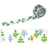 ★funbox生活用品★《Shinzi Katoh 加藤真治》紙膠帶30mm(小蜜蜂)_ZI02099
