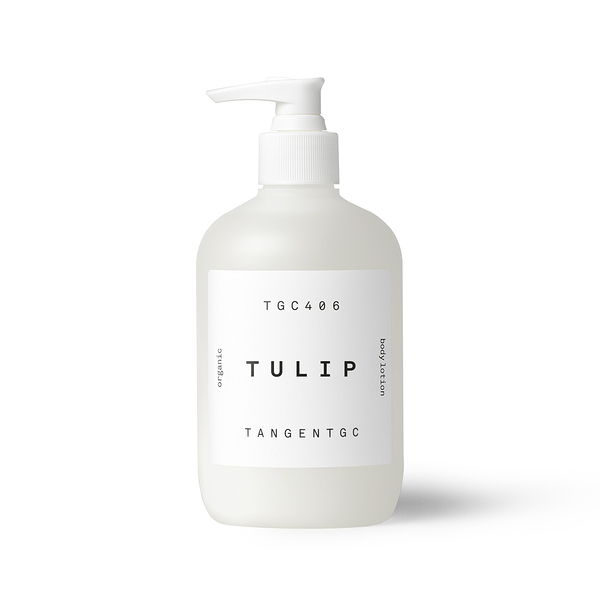 TangenTGC Tulip Organic Body Lotion TGC406 350ml《郁香迷身》瑞典身體乳液系列 鬱金香 天然有機 身體乳液