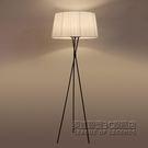 現代簡約客廳書房落地燈北歐復古G5落地燈中式落地燈三角落地燈 MBS
