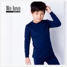 兒童保暖衣 發熱保暖 3M吸濕排汗/丈青