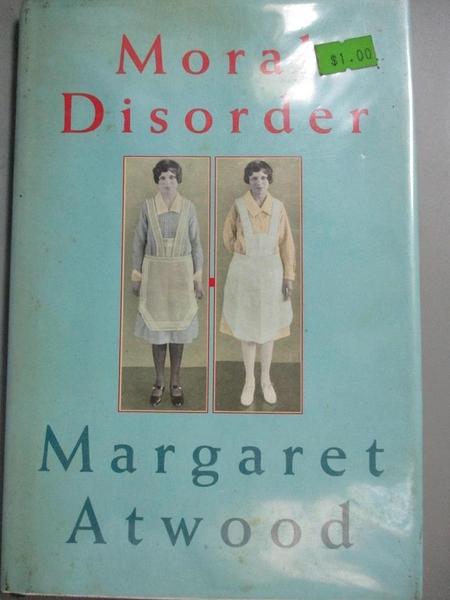 【書寶二手書T1/原文小說_JJH】Moral Disorder_Margaret Atwood