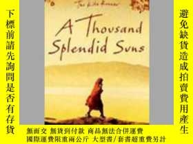 全新書博民逛書店ye-9780747582977-A Thousand Splendid SunsY321650 Khaled