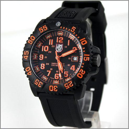 【萬年鐘錶】LUMINOX 雷明時 海豹系列 LM-A3059