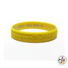 大隨求佛母手環160黃色兒童 【十方佛教文物】