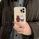 米飛兔Miffy情侶韓國蘋果手機殼 iphone12/11promax/xr/78plus/xsmax