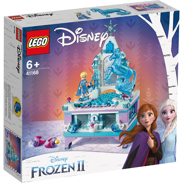 LEGO樂高 DISNEY 41168 Elsa's Jewelry Box Creation 積木 玩具