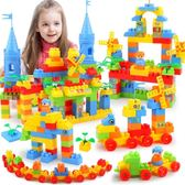 兒童積木拼裝玩具益智6-7-8-10歲男孩子1-2-3周歲塑料拼插女孩大