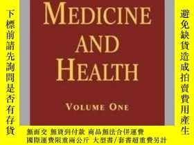 二手書博民逛書店The罕見Complete Reference Guide to Medicine and Health, 4-V