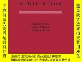 二手書博民逛書店Comparative罕見International Commercial ArbitrationY36468