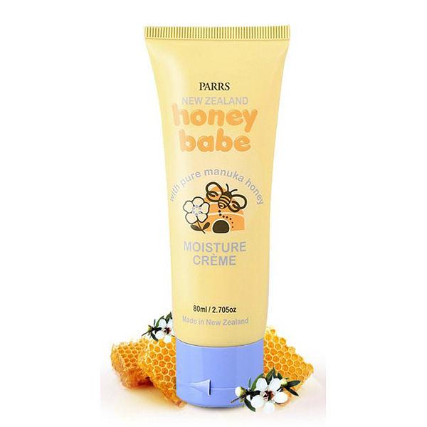 麥蘆卡蜂蜜寶寶舒緩保濕霜80ml