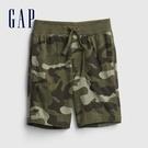 Gap男幼童 布萊納系列 口袋印花休閒短褲 542324-迷彩